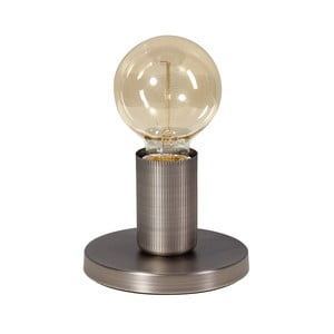 Lampa stołowa ETH Base Silver