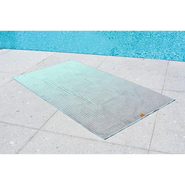 Ręcznik kąpielowy Hawke&Thorn Ombre, 90 x 160 cm