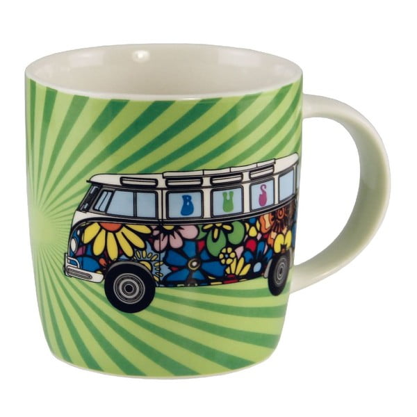 Kubek Hippie Bus
