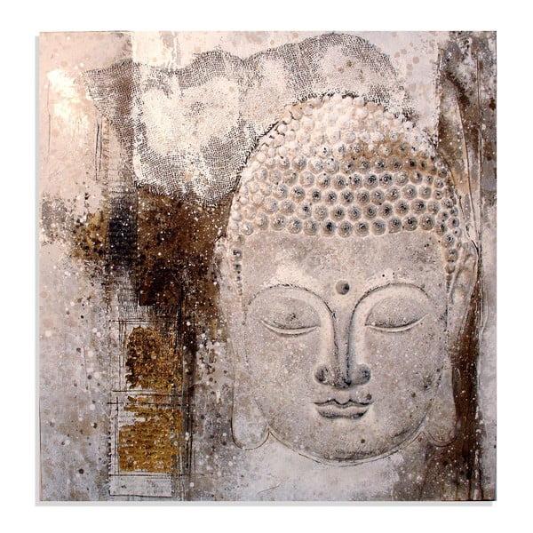Obraz na płótnie Buda, 100x100 cm