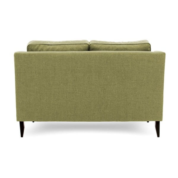 Zielona sofa dwuosobowa Vivonita Bond