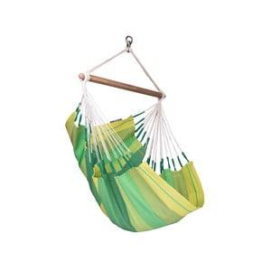 Krzesło-Hamak  Orquidea, zielone