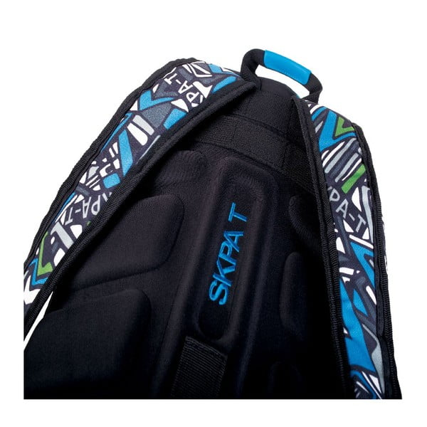 Plecak Skpat-T Backpack Black and Blue