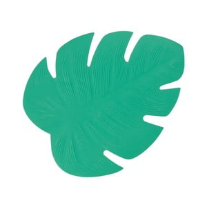 Zielona mata stołowa Fisura Monsterra Verde