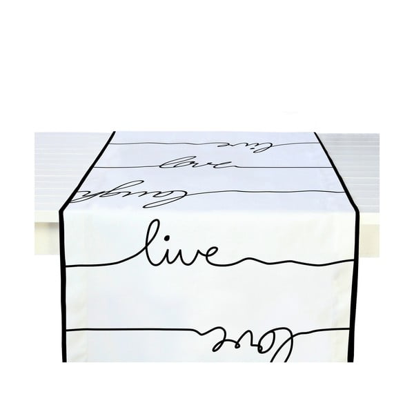 Bieżnik na stół Live, 50x140 cm