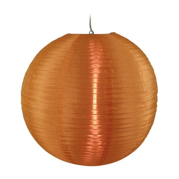 Lampa wisząca Japanballon, pomarańczowa