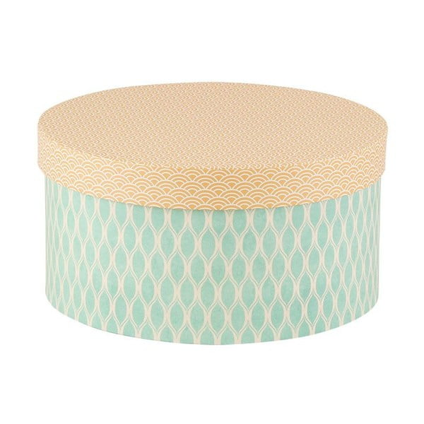 Komplet 3 pudełek Hat Mix