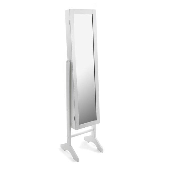 Lustro stojące White Dressing, 153 cm