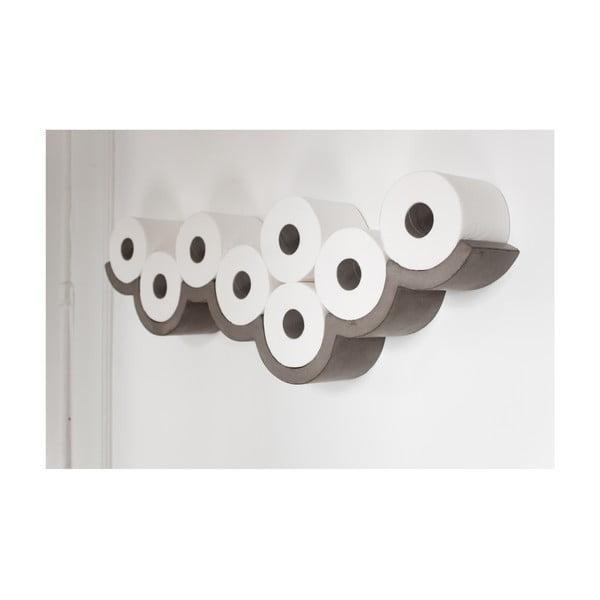 Betonowa półka na papier toaletowy Lyon Béton Cloud L