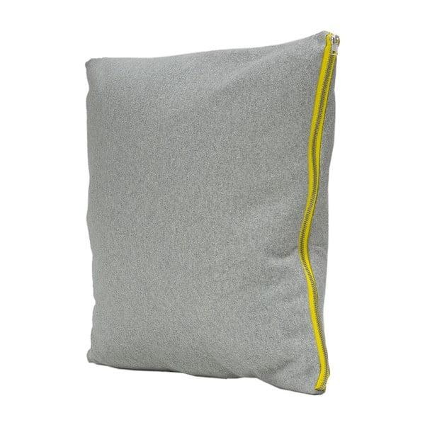 Poduszka Gris Limon, 45x45 cm