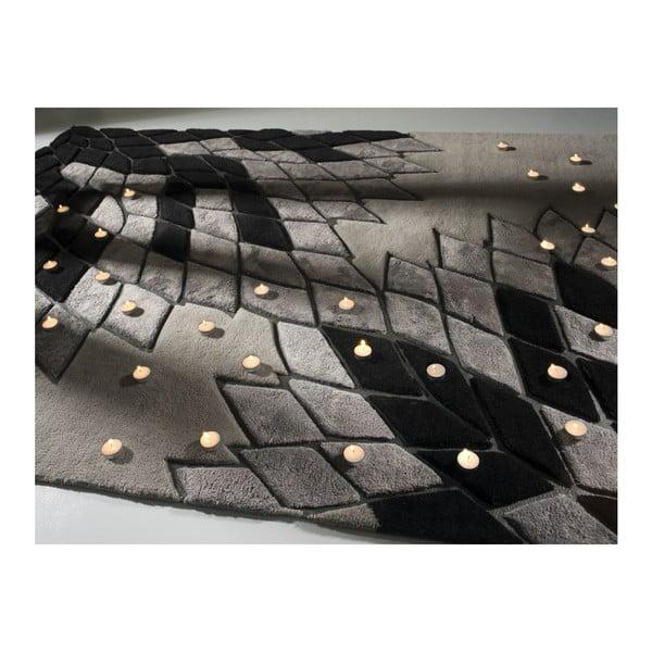Dywan Jazz Grey, 140x200 cm