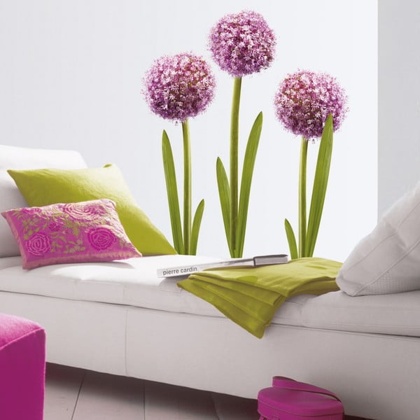 Naklejka Alliums