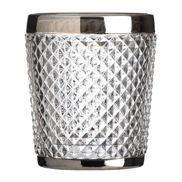Szklanka typu short Silver Rimmed