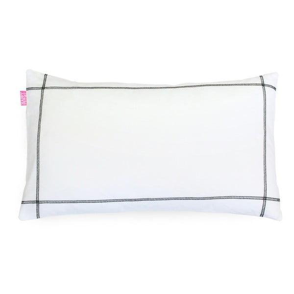 Poszewka na poduszkę Basic Black, 50x80 cm