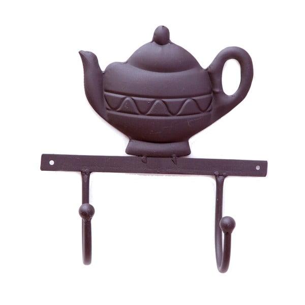 Wieszak ścienny Bolzonella Brown Teapot