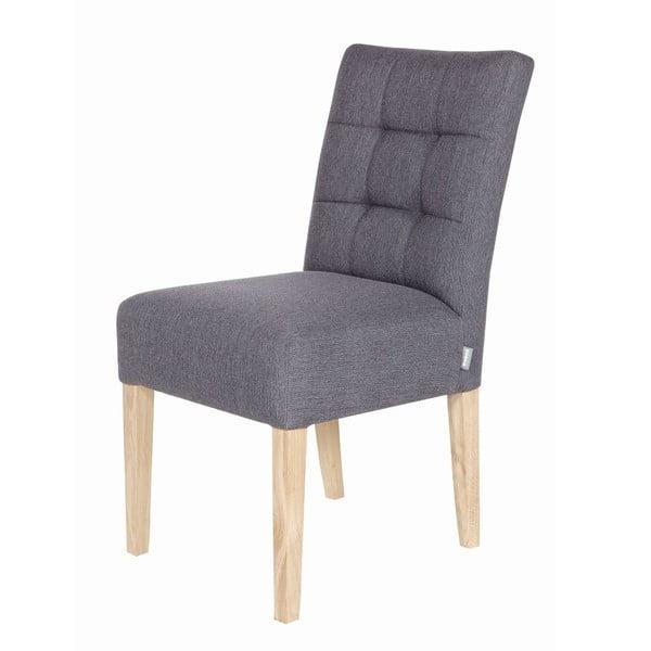 Zestaw 2 krzeseł Tijmen Grey Oak