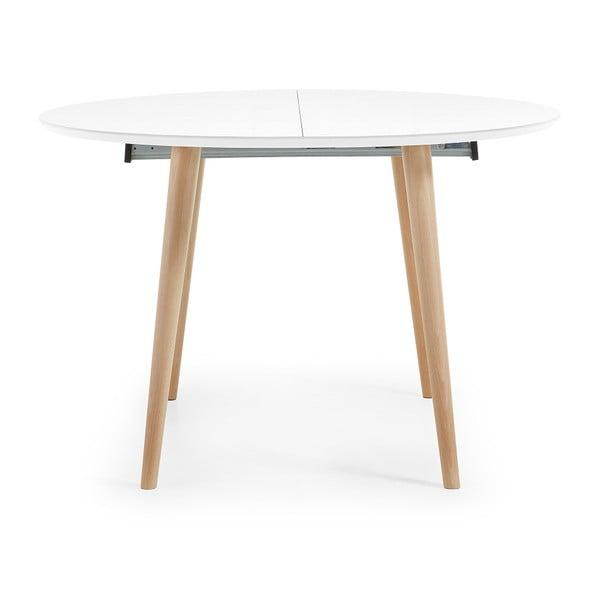 Stół rozkładany La Forma Oakland, dł.120-200cm