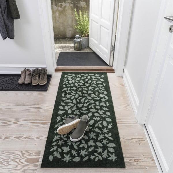 Gumowy ociekacz na buty Tica Copenhagen Leafes, 88x38cm