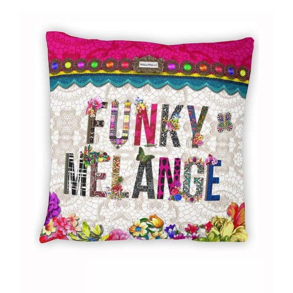 Poszewka na poduszkę Melli Mello Funky Melange, 50 x 50 cm