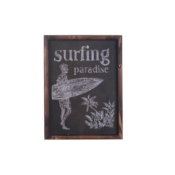 Dekoracja ścienna Surfing