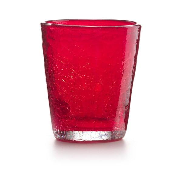 Zestaw 6 szt. szklanek Fade Ice, czerwone