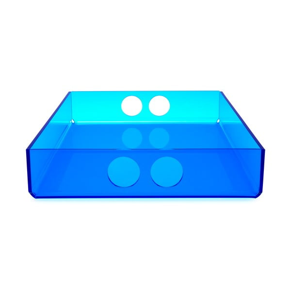 Taca Tray Ocean Blue, 22x31 cm