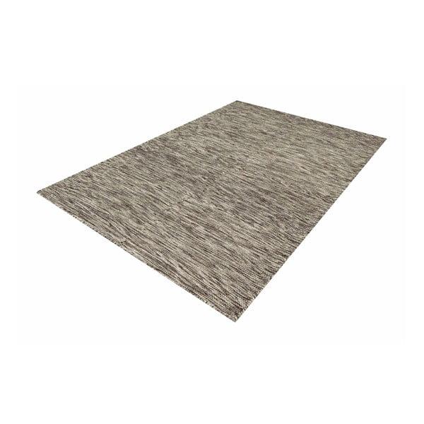 Dywan ręcznie tkany Brown Signal Kilim, 160x230 cm
