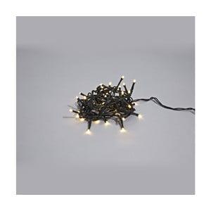 Czarna girlanda świetlna LED Markslöjd Sken Black Green, 120 lampek