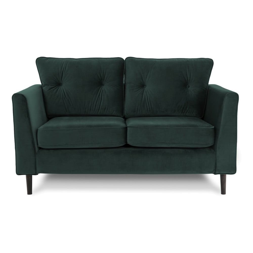 Zielona sofa 2-osobowa Vivonita Portobello Petrol