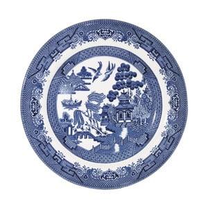 Talerz Churchill China Blu Willow, Ø 20 cm