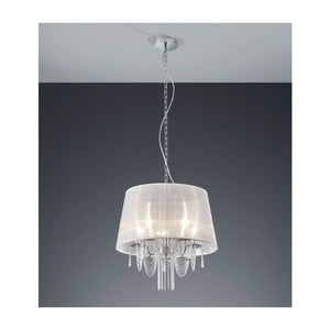 Lampa wisząca Seria 1104, biała