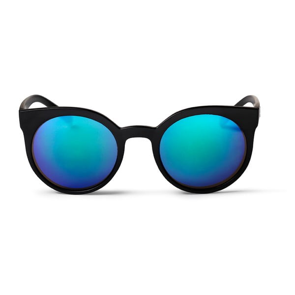 Czarne okulary przeciwsłoneczne Cheapo Padang