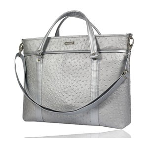 Torebka Dara bags Futurio Classic Big Silver