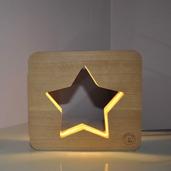 Lampka dziecięca Creative Gifts Star