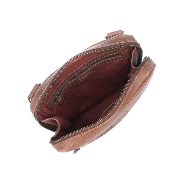 Skórzana torba Bader Brown