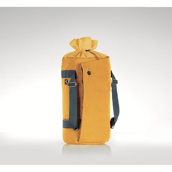 Plażowy worek Hata Kopu 47 l, żółty
