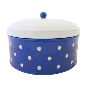 Chlebak w kropki, niebieski