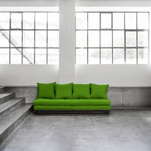 Sofa wielofunkcyjna Karup Chico Lime