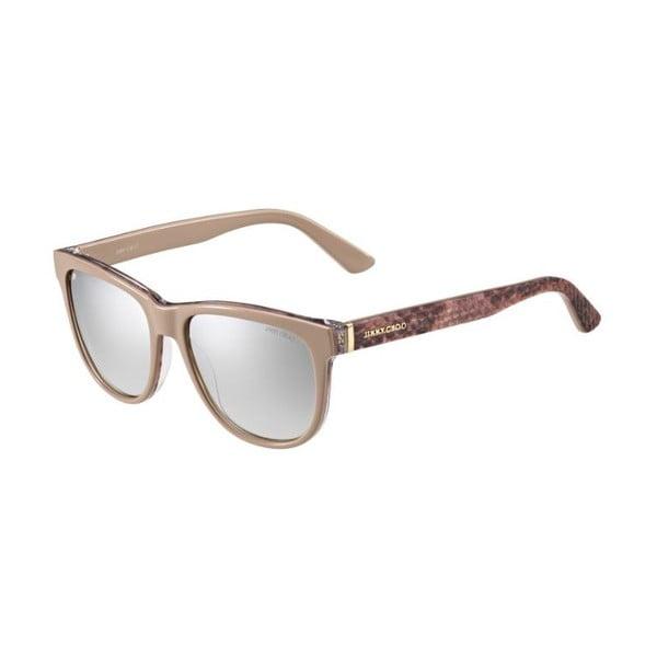 Okulary przeciwsłoneczne Jimmy Choo Rebby Nude/Brown