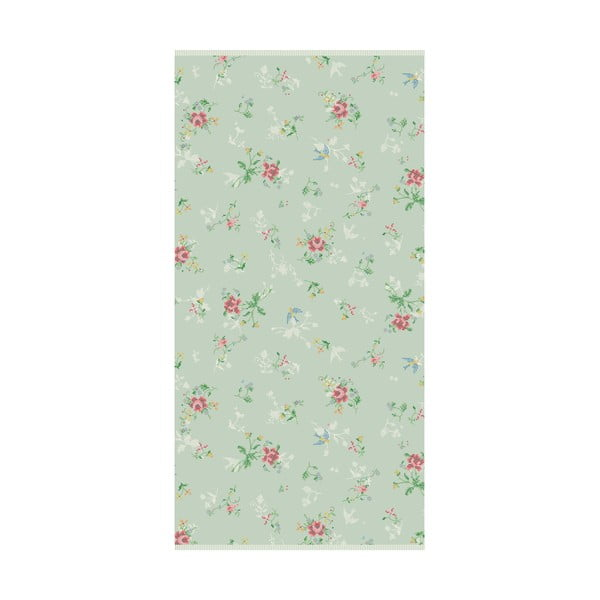 Ręcznik Granny Pip Green, 70x140 cm