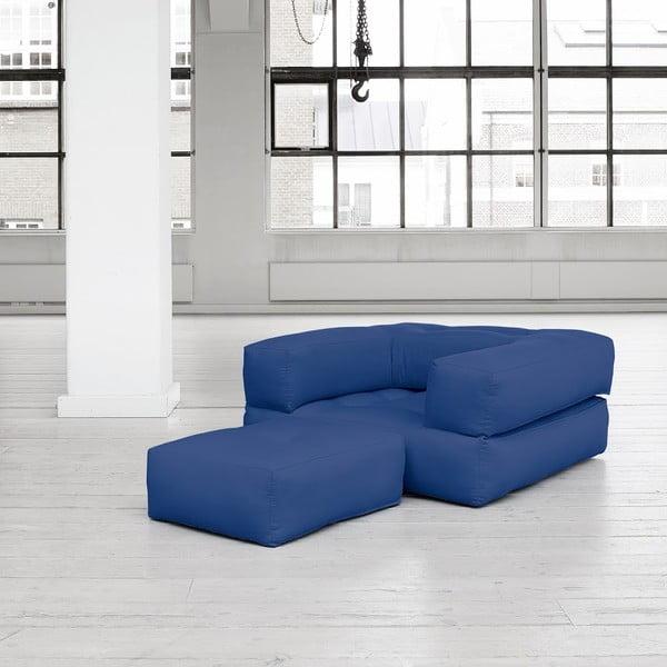 Fotel rozkładany Karup Cube Royal