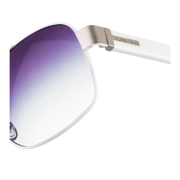 Męskie okulary przeciwsłoneczne Guess GU6741-WHTSI35