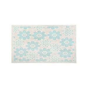 Bawełniany dywan Randa 160x230 cm, niebieski