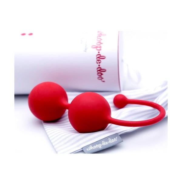 Czerwone designerskie kulki gejszy Whoop-de-doo, 65 g