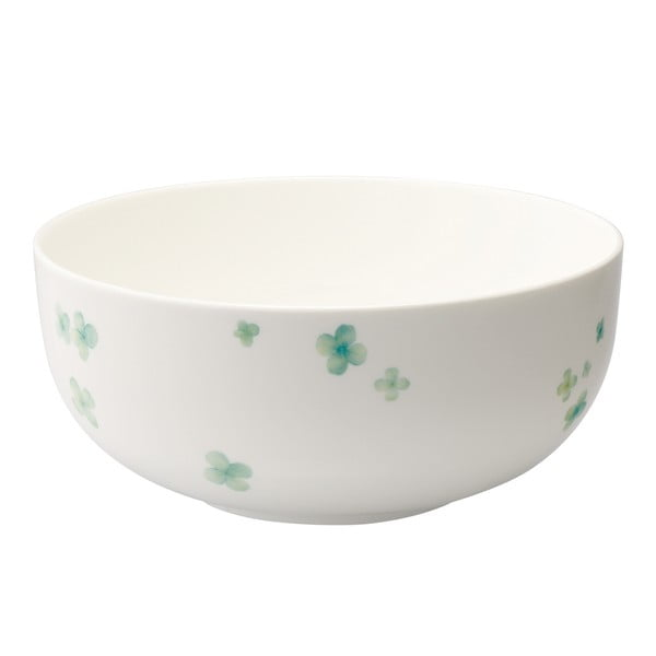 Miska z porcelany angielskiej Petal, 19 cm