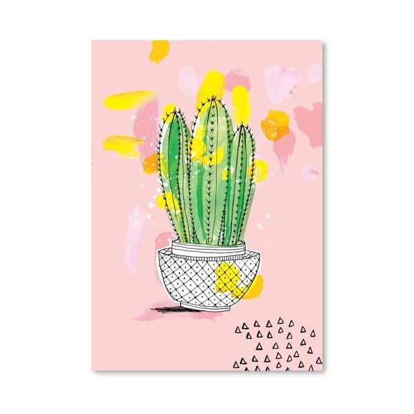 Plakat Cactus, 30x42 cm