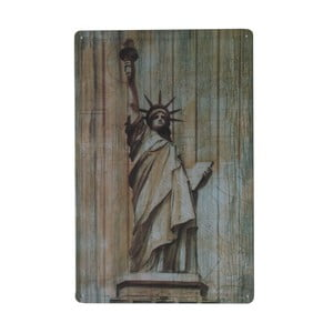 Tablica Statue of Liberty, 20x30 cm