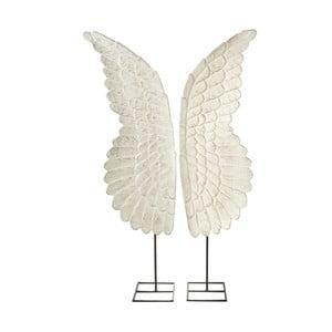 Ręcznie wykrajane skrzydła Parlane