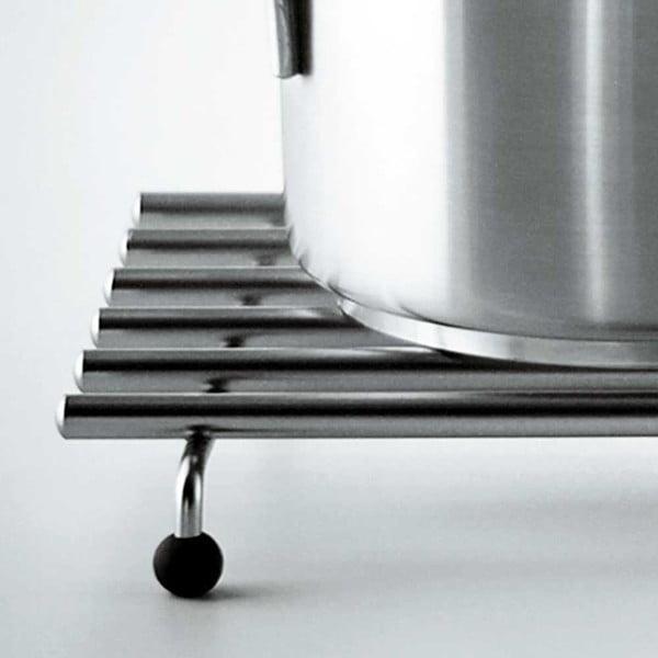 Nierdzewny kuchenny ruszt BK Trivets 36x25cm
