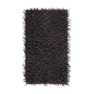 Ciemnoszary dywanik łazienkowy Aquanova Taro, 60x100cm